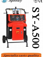 SY-A500 High pressure polyurethane sprayer machine