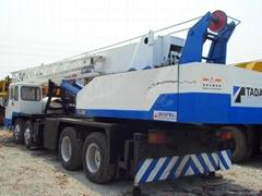 Second hand hot sell Truck Crane TADANO TL-350E,Used Truck Crane TADANO TL-350E