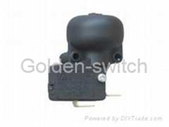 Safety Tilt Heater Switch