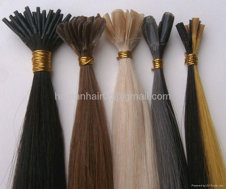 Virgin Brazilian Hair Extensioni Tipu Tipv Tipflatmicro Ring