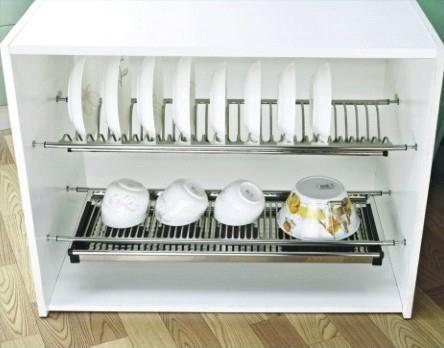 Plate Rack Kitchen Cabinet - cosbelle.com