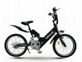 鋰電電動自行車 1