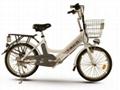 鋰電電動自行車