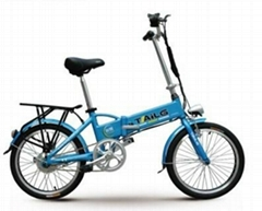 ELECTRIC BICYCLE WITH LITHIUM BATTERY