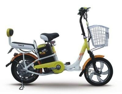 ELECTRIC BICYCLE - Hanling - Tailg (China Manufacturer) - Bicycle