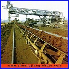 Acid-alkaline resistant  rubber conveyor belt /belt