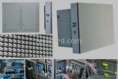 P6 P7 P8 outdoor DIP high resolution high brightness led display