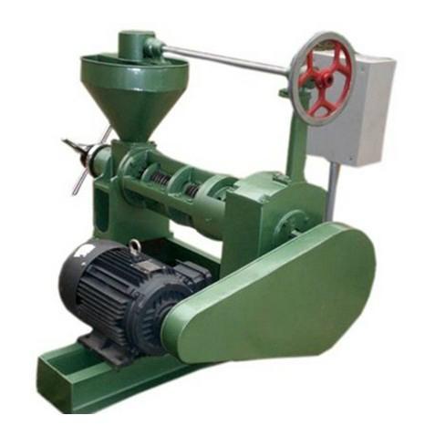 Sunflower Oil Making Machine 1