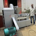 Palm Kernel Oil Expeller with Filters