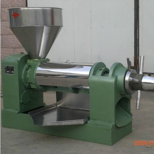 Stainless steel oil press machine 6yl 95 defy china for Food bar press machine