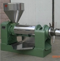 Stainless Steel Oil Press Machine