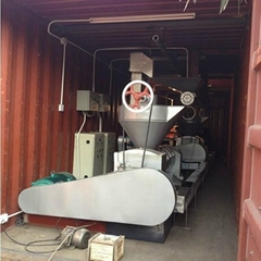 Faxseed Oil Press Mobile Operation Line