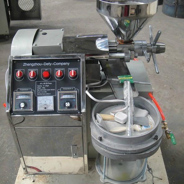 coconut cold press machine