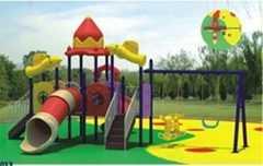 Kid Outdoor Playground (