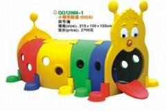 Plastic Playhouse and Play Drill Hole QQ12068-1