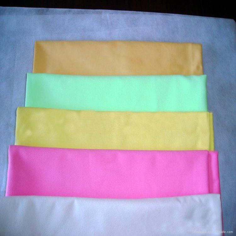 Polyester NyLon Suede Fabric 5