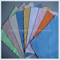 Polyester Nylon Suede Fabric