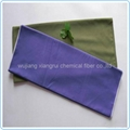 Polyester nylon suede fabric for