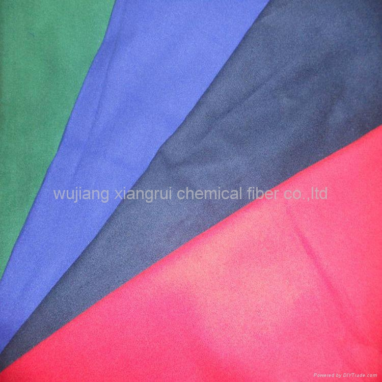 Polyester nylon suede fabric for cleaning cloth 2