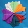 suede polyester nylon microfiber fabric