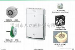 日本電產空氣淨化器芝浦馬達