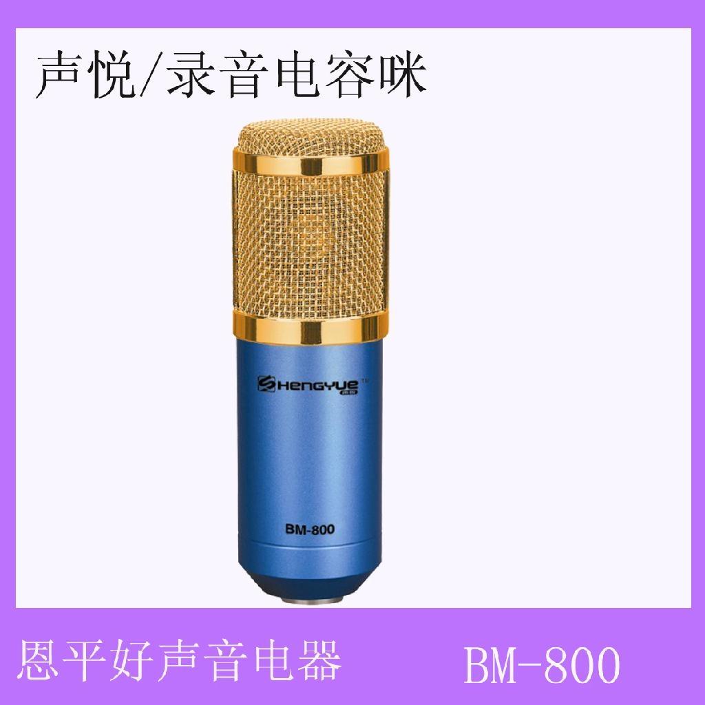 大振膜录音电容麦克风 5