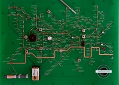 Hdi multilayer pcb manufacture and design