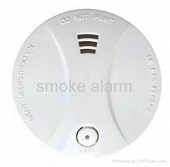 photoelectric smoke detector EN14604 certificated