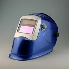 威和自动变光电焊面罩专业型WH8000