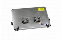 Multi Aluminum portable folding Laptop table