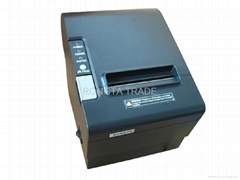 80mm thermal receipt printer with auto cutter multiple interfaces