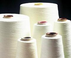 T60s/1 single virgin yarn for weaving fabric