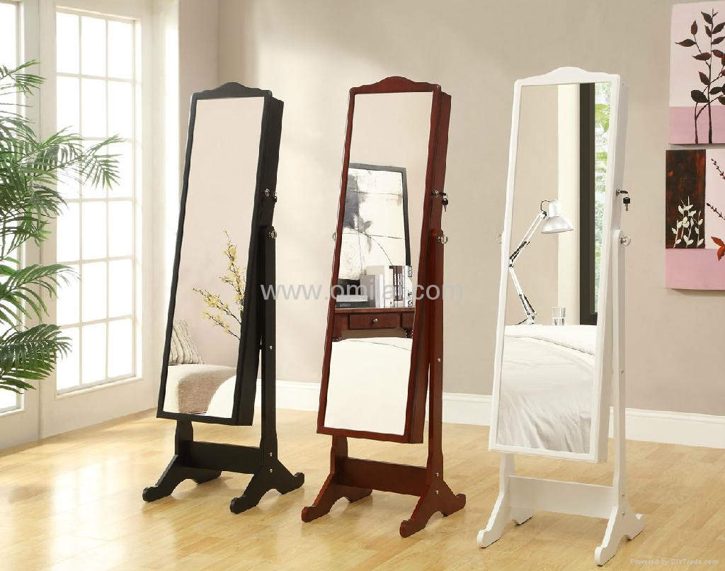 jewelry mirror storage mirrored jewelry cabinet 410201 dbt china manufacturer living. Black Bedroom Furniture Sets. Home Design Ideas