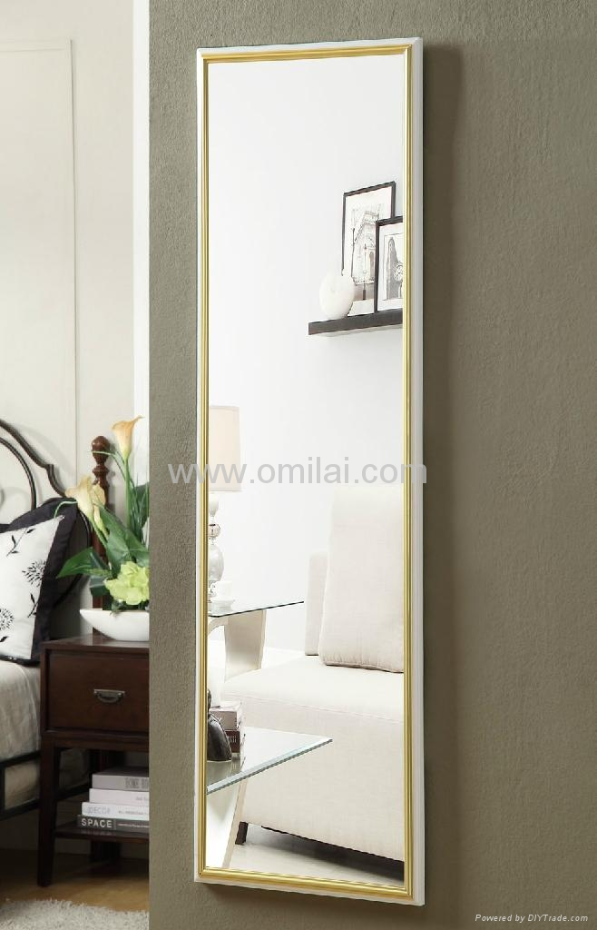 Wall mounted dressing mirror jewelry armoire 410301 - Armoire dressing miroir ...