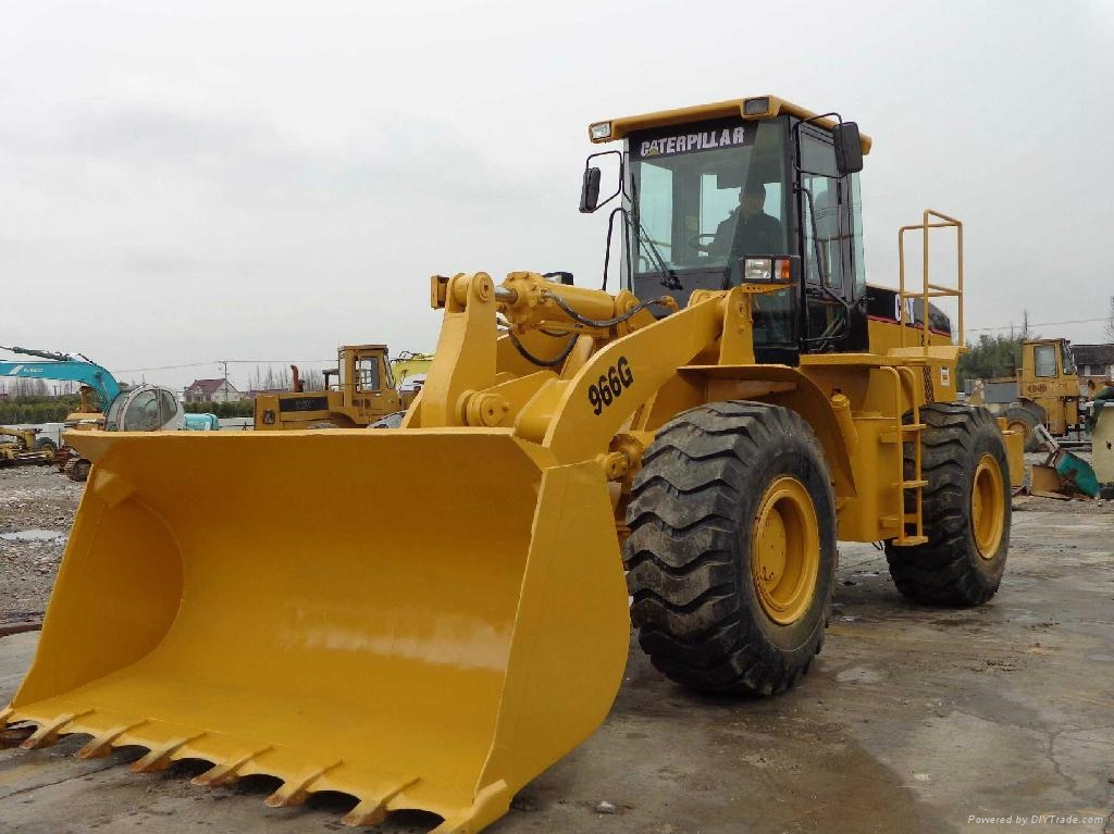 Cat Wheel Weights : Used cat wheel loader g china construction machine
