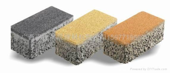 生態透水磚 1