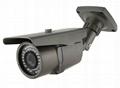 High Quality Zoom Lens CCTV Camera