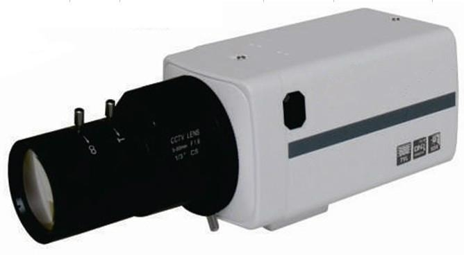 720p Megapixel HD Color Box Camera with CE Certificated (VT-3001)