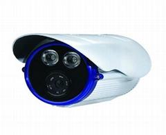 Waterproof HD IR Array CCTV Camera with WDR