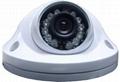 Metal IR Dome Camera with CE, FCC