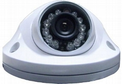 Metal IR Dome Camera with CE, FCC Certificated