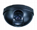Security Surveillance CCD Dome Camera