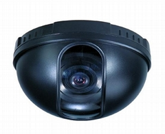 Security Surveillance CCD Dome Camera