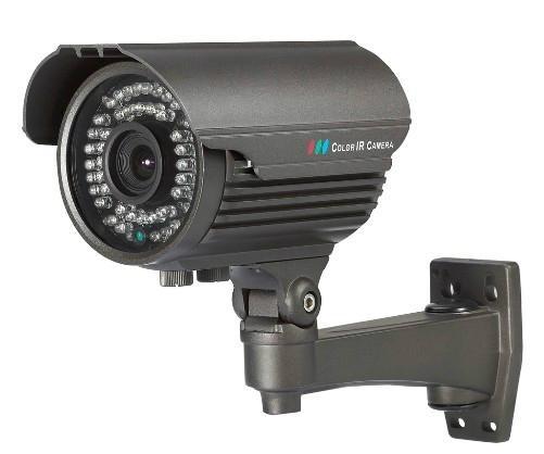 "1/3"" Sony CCD Waterproof IR Color Zoom Camera 540tvl"