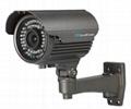 """1/3"""" Sony CCD Waterproof IR Color Zoom"""