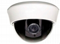Indoor Varifocal Lens Security Dome Camera