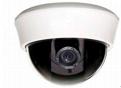 Indoor Varifocal Lens Security Dome Camera