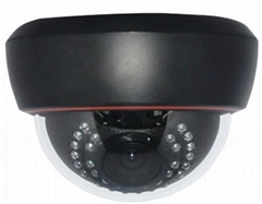 "1/3"" Sony Effio 700 Tvl Security Monitoring Dome Camera"