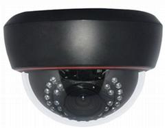 """1/3"""" Sony Effio 700 Tvl Security Monitoring Dome Camera"""