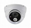 Indoor IR Array Dome Camera